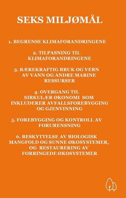 miljømål_orange