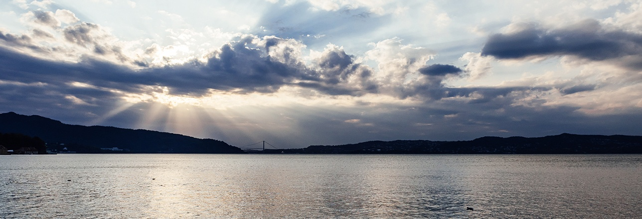 banner - sjø